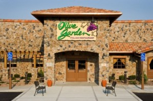 The Olive Garden, anywhere.