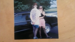 Tommy Stinson loved my half-shaved head, Replacements T-shirt, and baggy shorts. Who wouldn't?