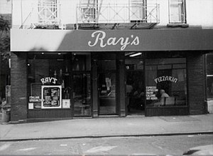 Ray's Pizza on Prince Street
