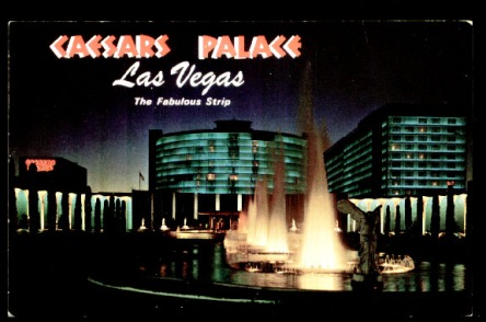 Caeser's Palace (image source: http://www.cemetarian.com/)