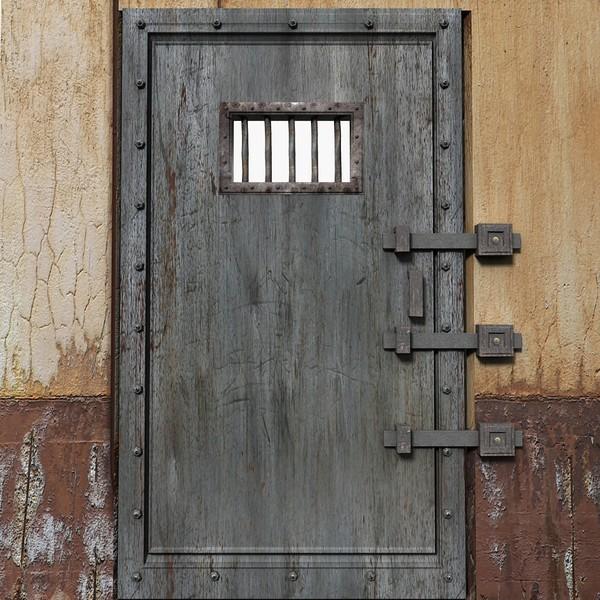 Metal Doors Tell Us A Story