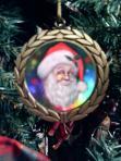 Santa Sprint Medal